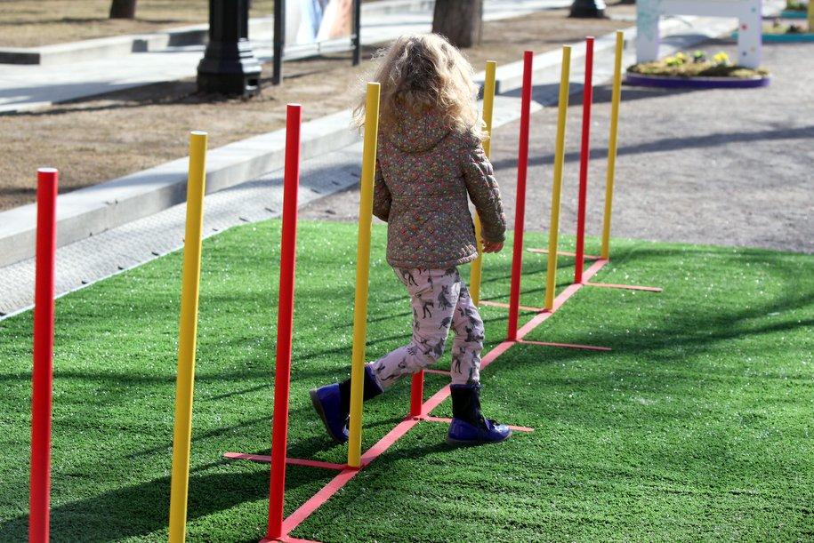 В Детском Черкизовском парке появятся новые детские площадки