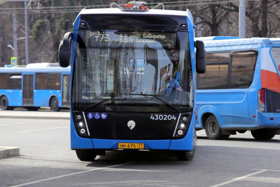 Более 700 тыс. пассажиров воспользовались ночными маршрутами автобусов и трамваев в Москве с начала года