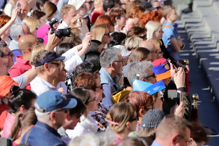 Парад французских бульдогов пройдет в парке искусств «Музеон»