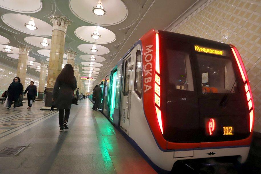Участок Филевской линии метро закроют 3 и 4 августа