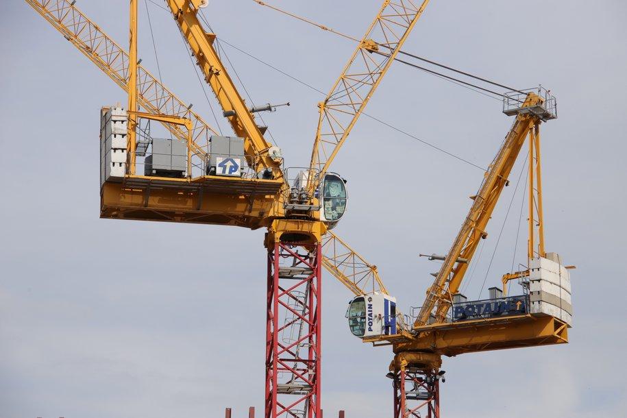 На строительных площадках Москвы снизилось количество нарушений