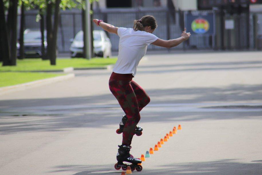 Скейтпарк в поселке Коммунарка откроют к осени