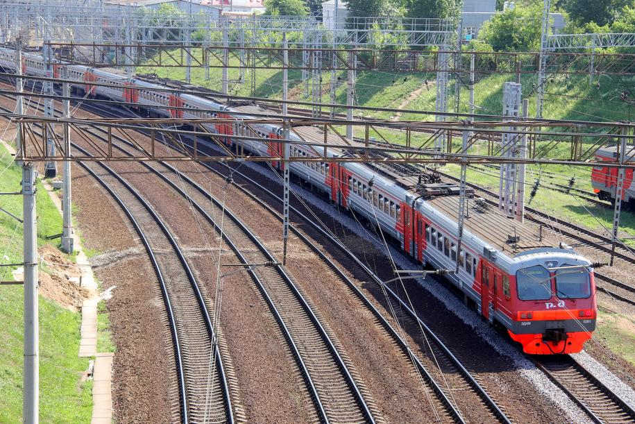 Станцию «Остафьево» на Курском направлении МЖД достроят до конца года