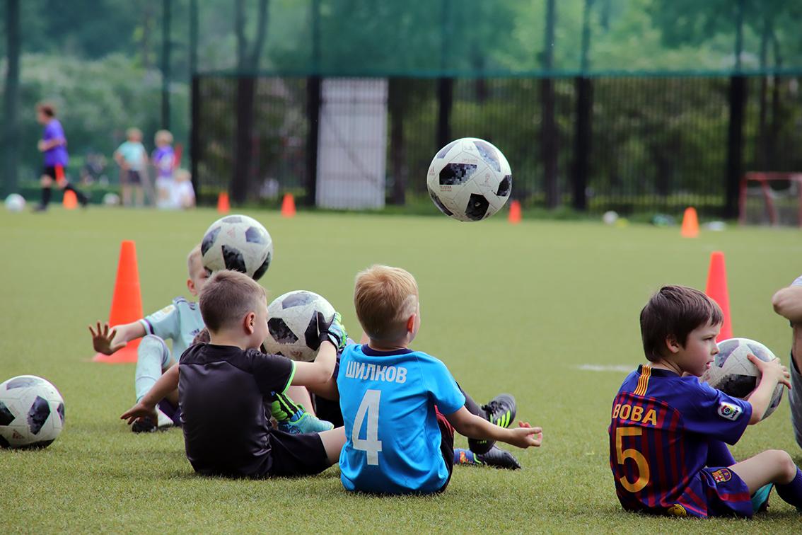 Устройство спортивных зон в парке «Усадьба Люблино» почти завершено