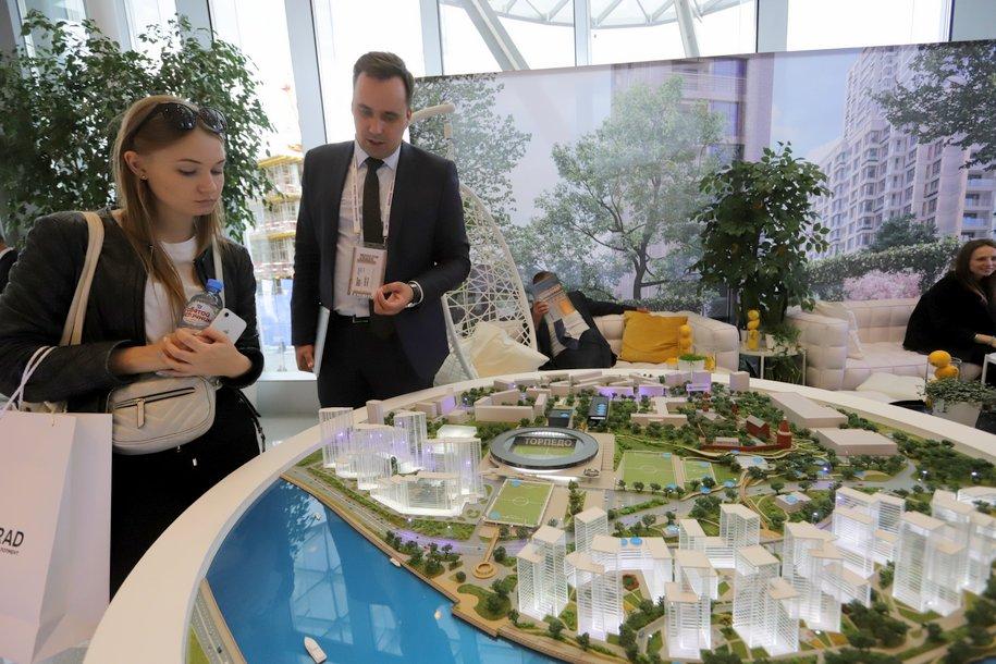 Московский урбанфорум посетили более 200 тысяч человек