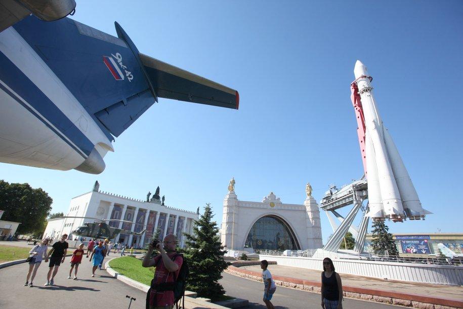 Мэр Москвы пригласил жителей столицы на юбилей ВДНХ