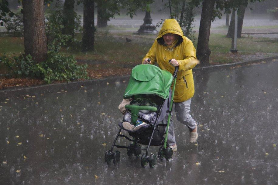 Рекордное похолодание ожидается в Москве во вторник
