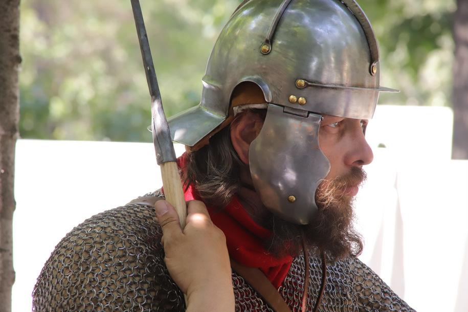 Рыцарские турниры и состязания ковбоев с индейцами покажут на конном фестивале «Иваново поле»