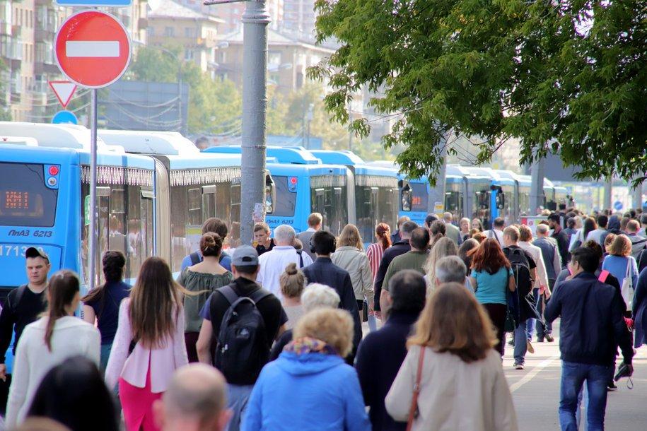 Ограничения для транспорта у закрытых станций Сокольнической линии метро начнут снимать в ночь на 19 июля