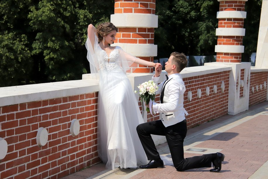 В День семьи, любви и верности брак планируют зарегистрировать 16 столичных пар