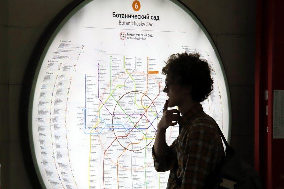 Выход со станции метро «Ботанический сад» станет ближе к жилым домам