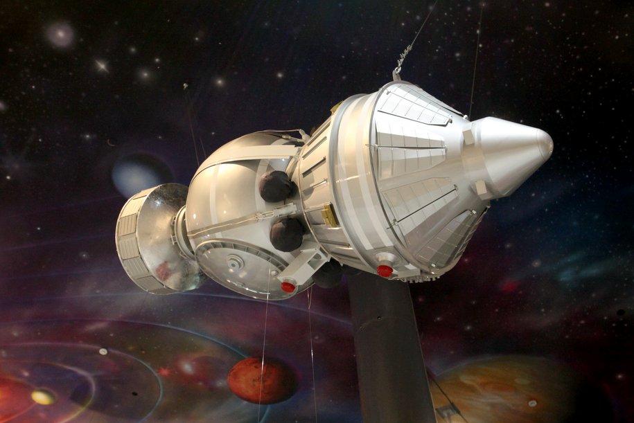Спутник в честь 80-летия ВДНХ запустили на орбиту