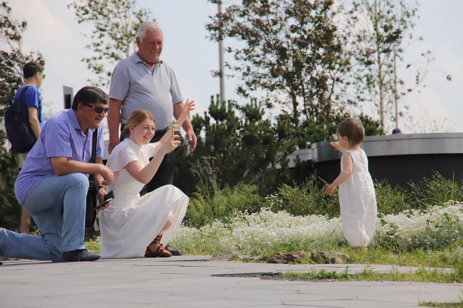 День семьи, любви и верности Москва отметит в парках