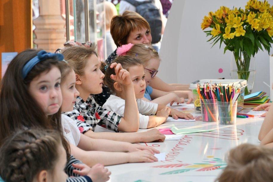 В восьми городских парках пройдут занятия по основам предпринимательства для детей