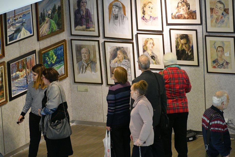 В Музее Рерихов на ВДНХ обновят постоянную экспозицию