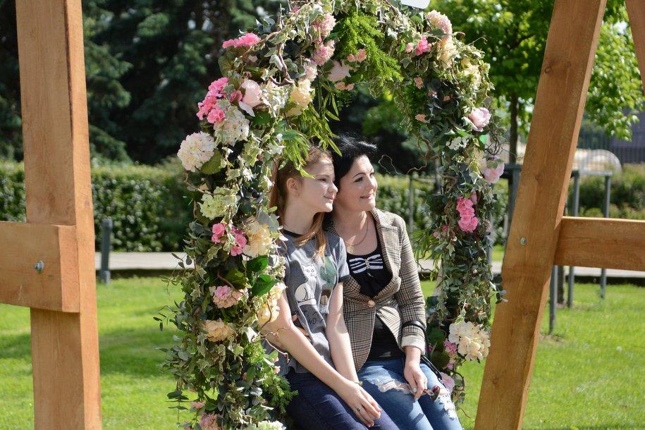 В Москве открылся VIII Международный фестиваль садов и цветов Moscow Flower Show 2019