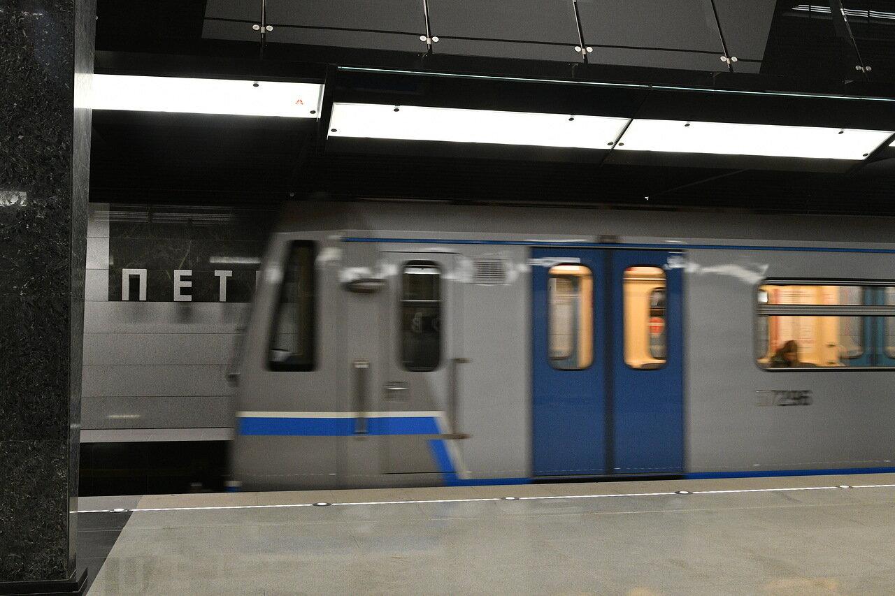 Ограничения входа и выхода возможны на ближайших к стадиону «Динамо» станциях метро сегодня вечером