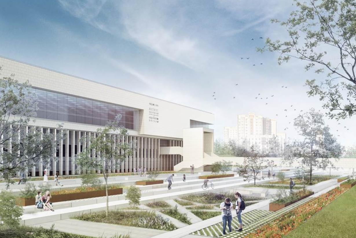 Согласован пакет документов для восстановления сгоревшей библиотеки ИНИОН