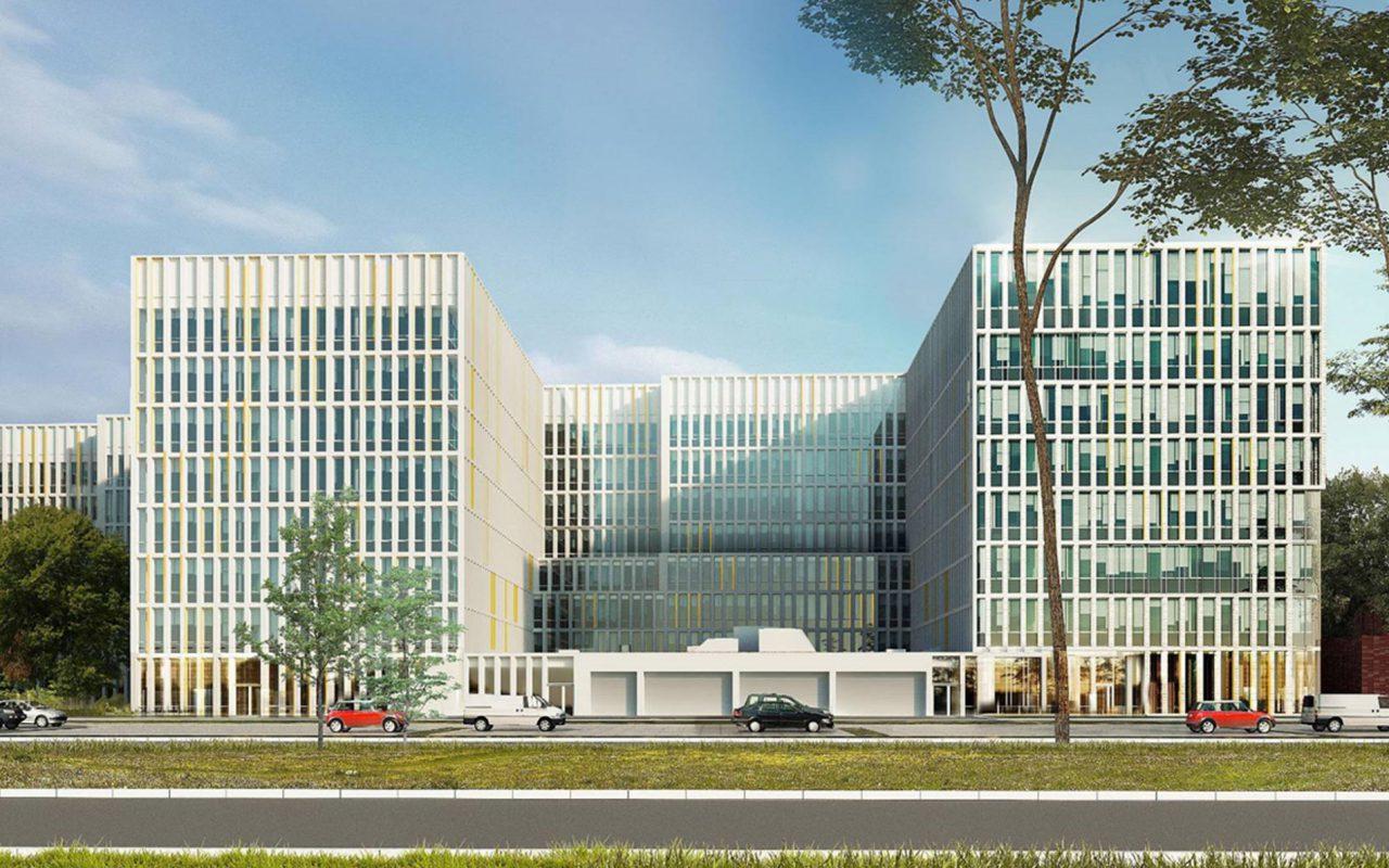 Новые дороги и станции метро обеспечат доступность больницы в Коммунарке