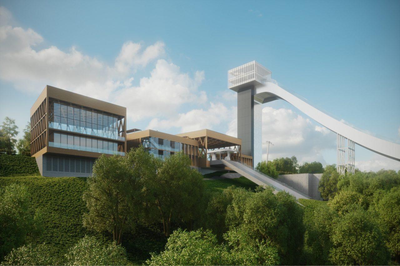 На «Воробьевых горах» реконструируют эскалаторную галерею