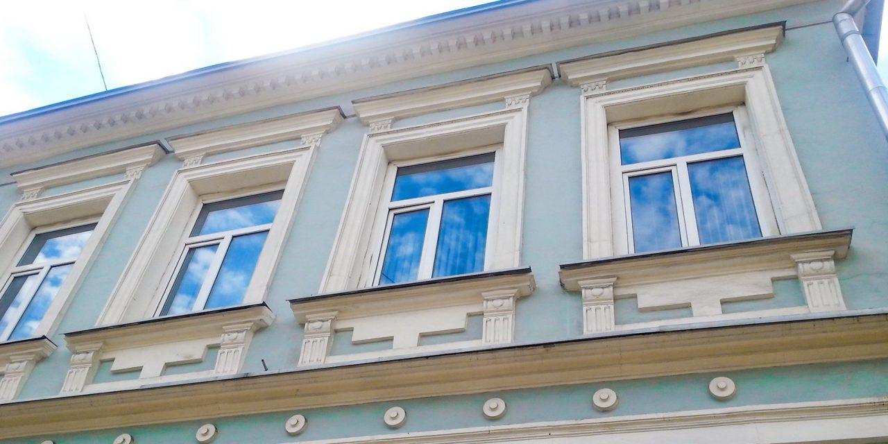 Стартовали работы по реставрации дома братьев Ивана и Михаила Фонвизиных