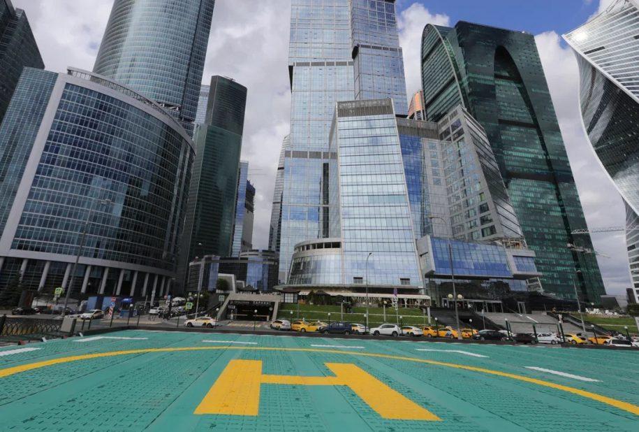 Самый высокий небоскрёб столицы представят на Moscow Urban Forum