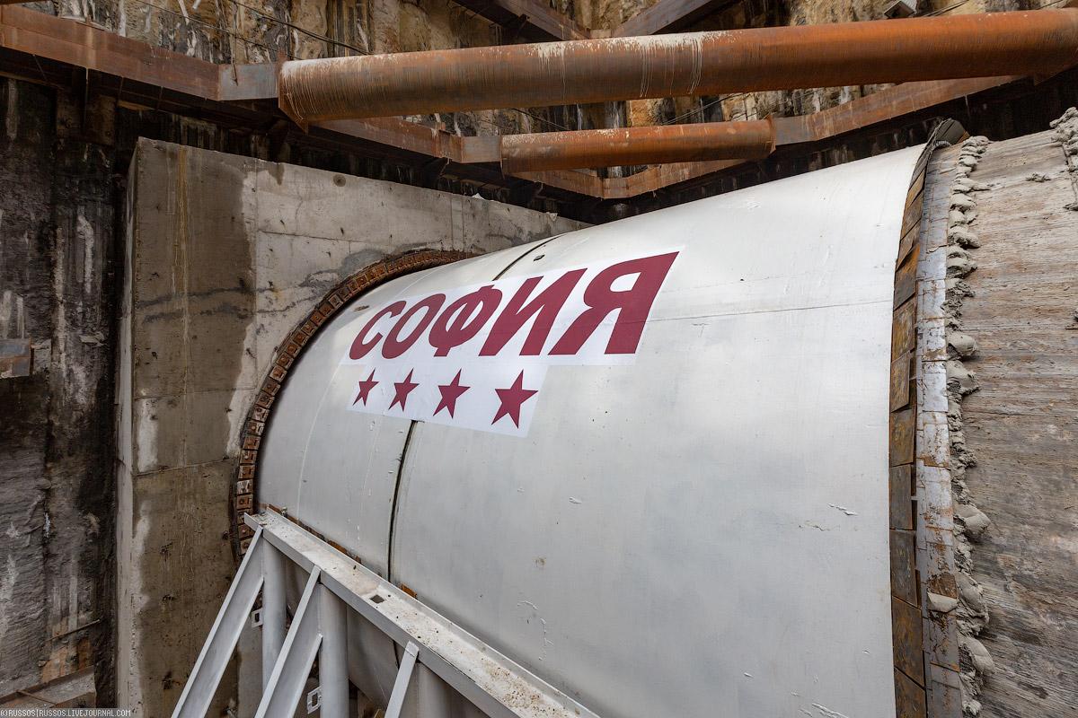 Строительство двухпутного тоннеля в мосметро начнётся осенью