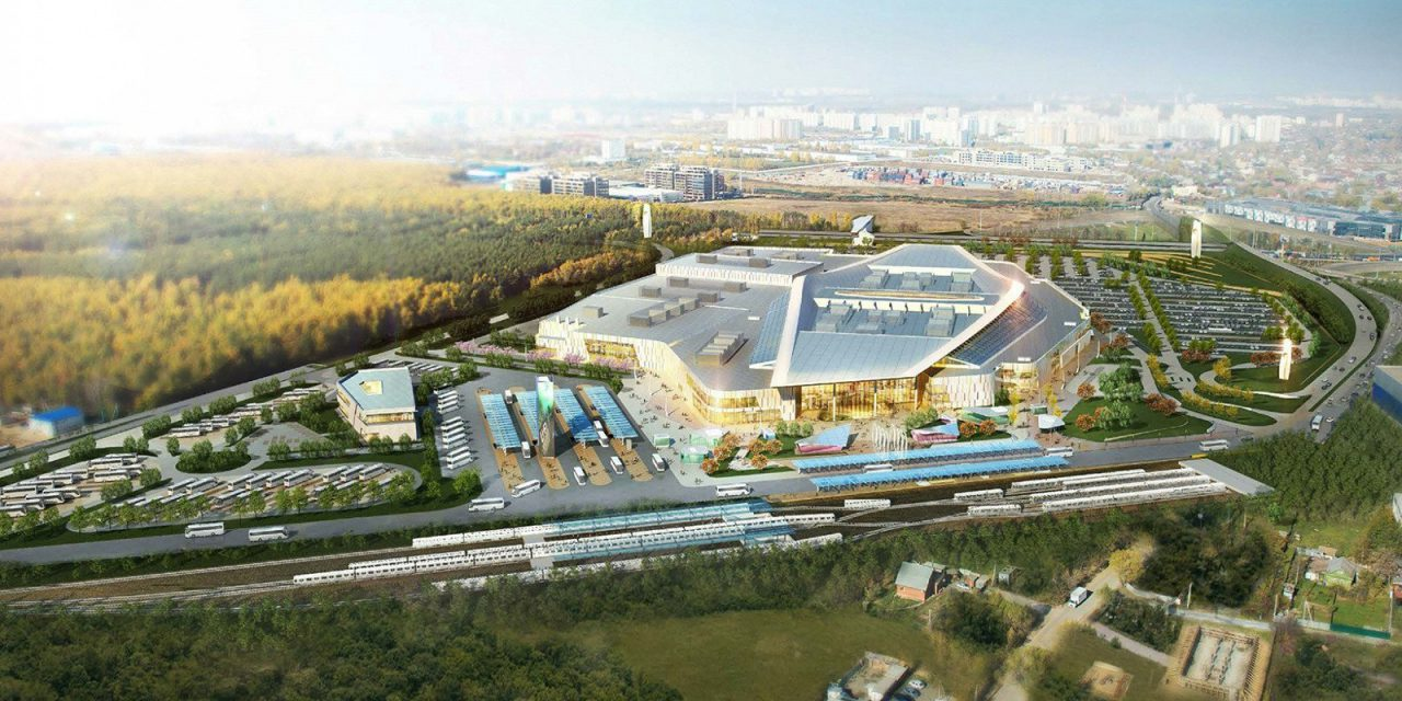 Строительство путепровода для обслуживания ТПУ «Саларьево» завершится до конца года