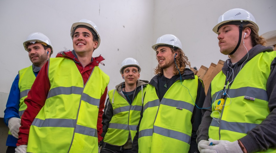 Студенты из Швейцарии приехали за опытом строительства метро в Москву