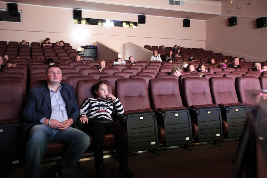 «Ночь кино» в столице посетили 24 тысячи человек
