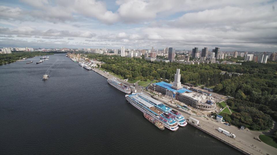 «Парк Дружбы» планируем благоустроить до конца года — Собянин