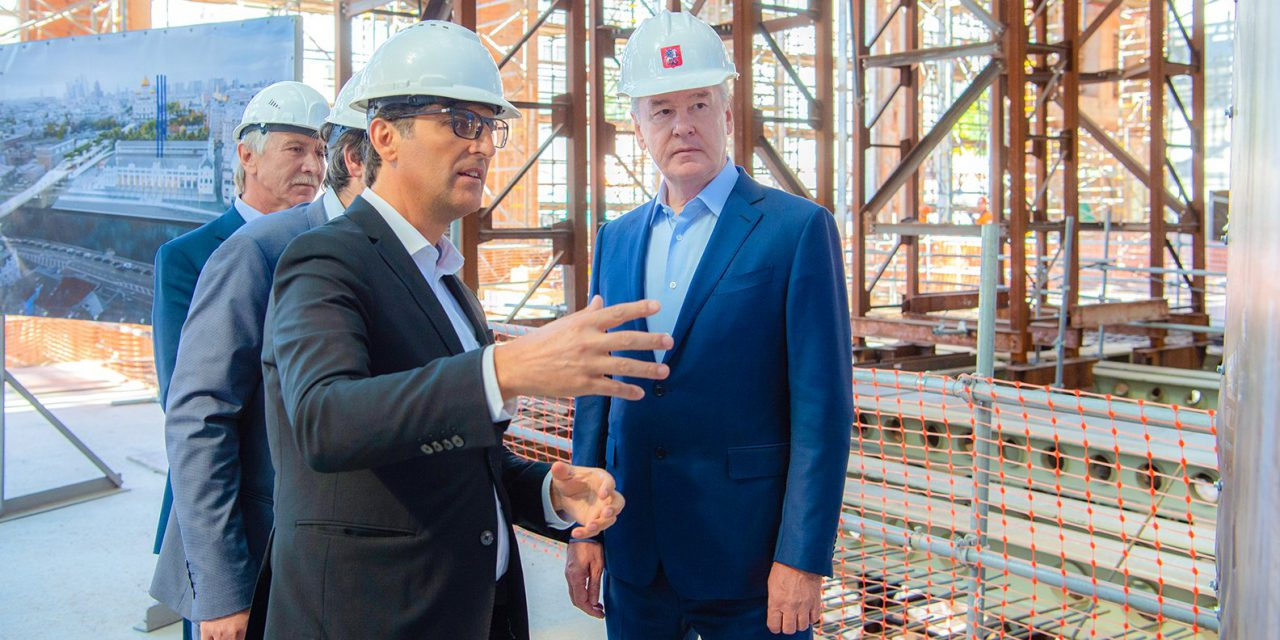 Реставрацию ГЭС-2 в центре Москвы закончат в 2020 году