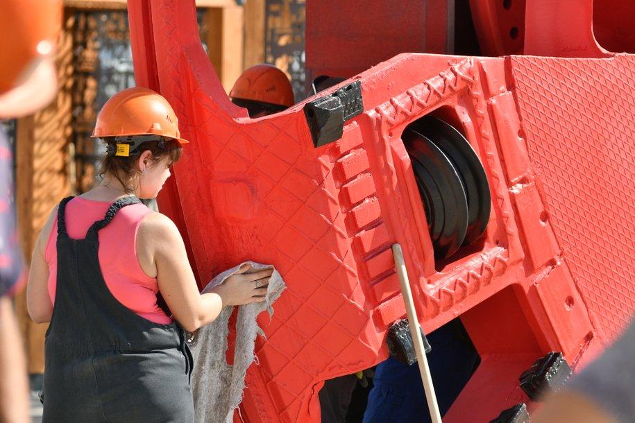 Щит-гигант «Надежда» начал проходку заключительного тоннеля на юго-западном участке БКЛ