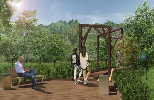 На территории парка «Филатов луг» обустроят экотропу