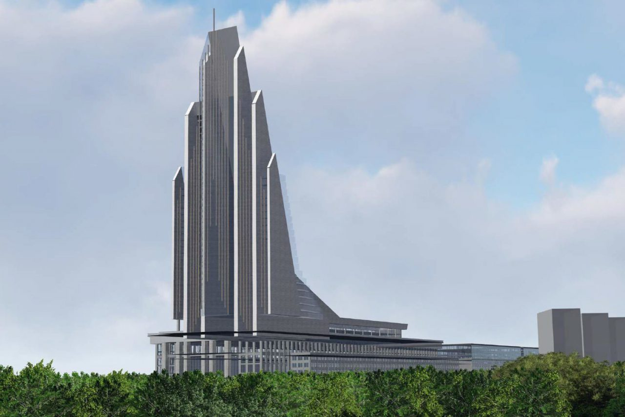 Строительство космического центра в Москве обеспечит работой 20 тысяч человек