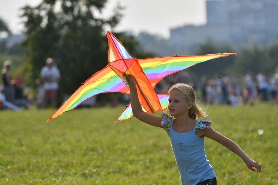 Фестиваль воздушных змеев «Пестрое небо» пройдет в музее-заповеднике «Царицыно» в предстоящие выходные