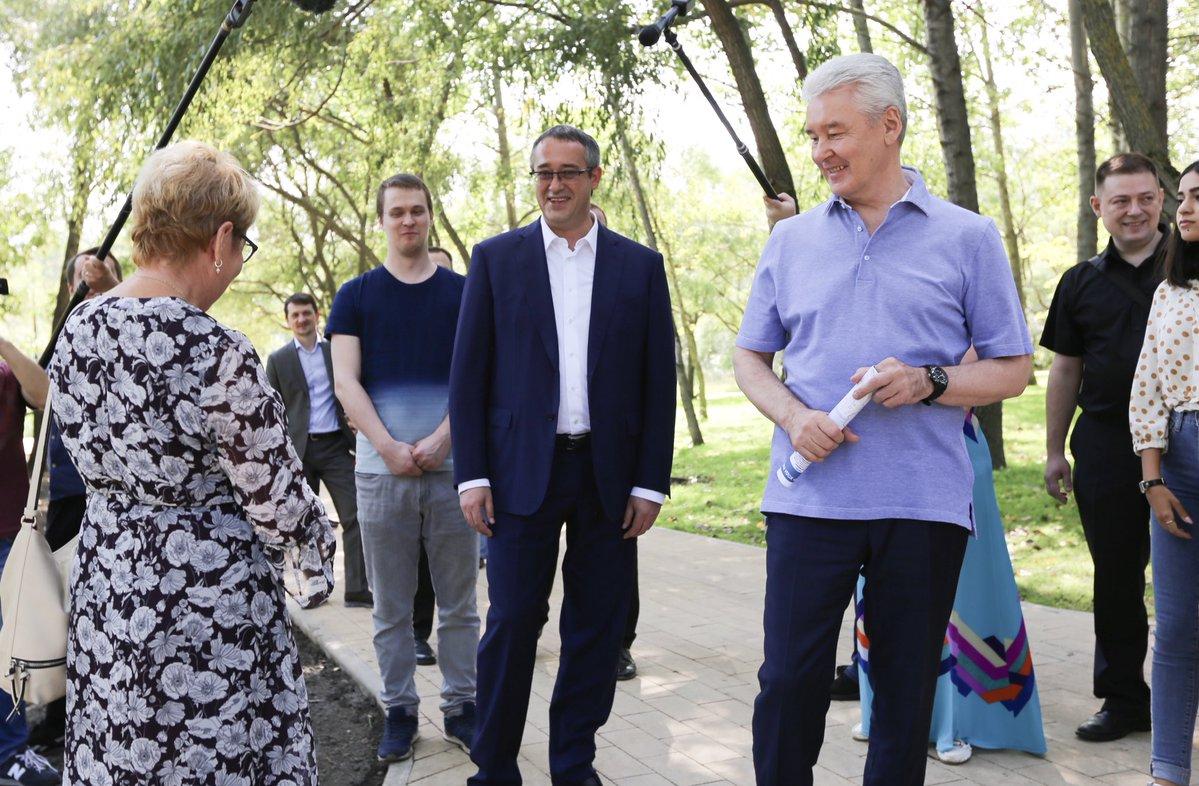 Сергей Собянин поддержал идею создания природно-исторического «Парка Яуза»