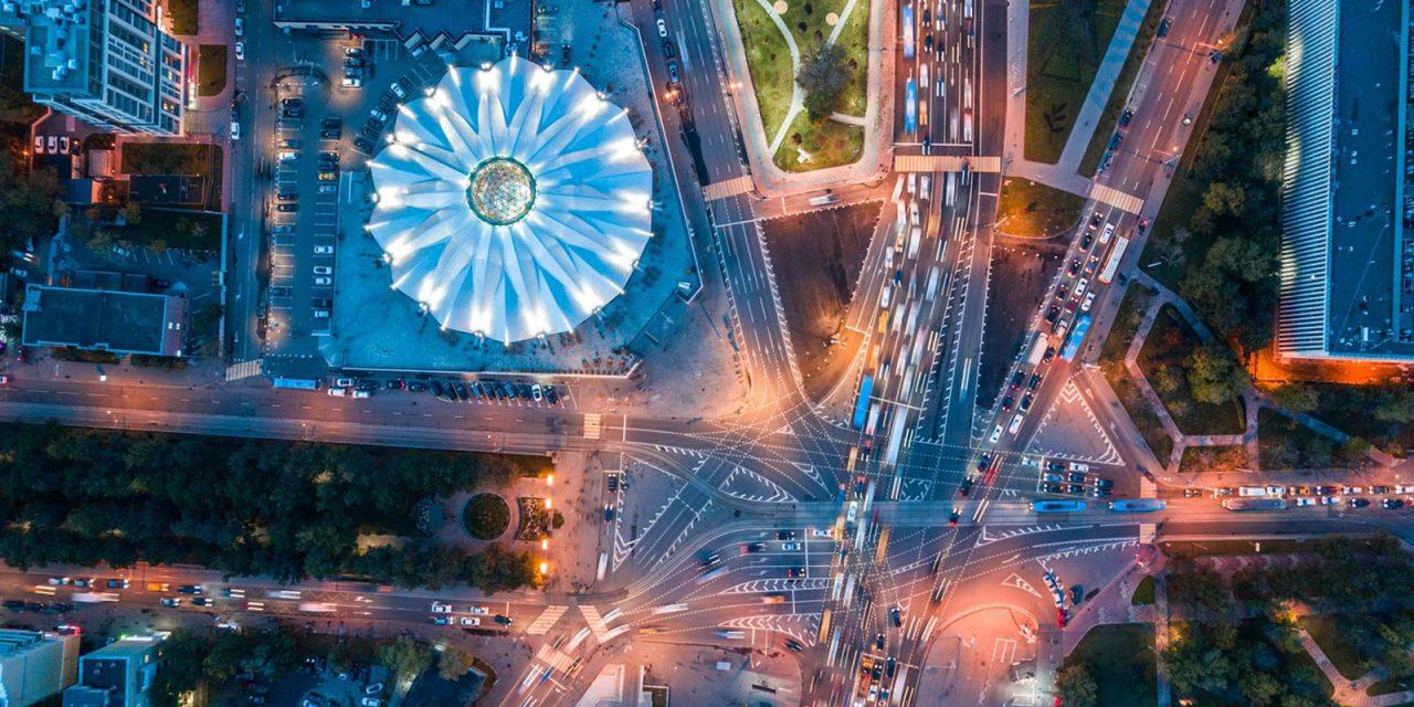 Победителей конкурса городской фотографии наградили в «Зарядье»