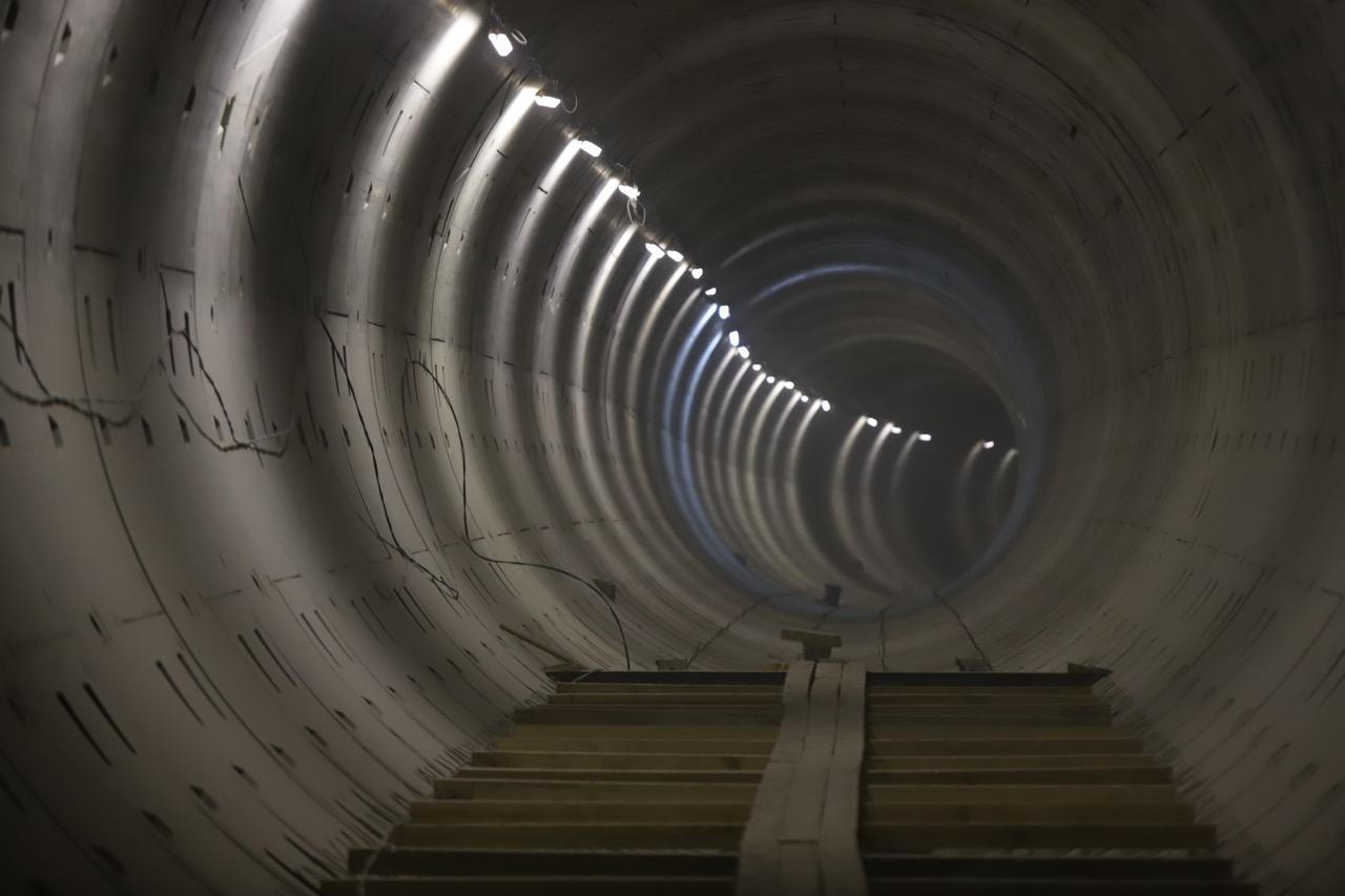Строительство станции «Давыдково» планируется завершить до конца 2021 года