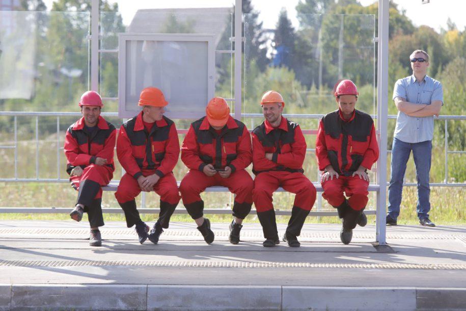 Открытие подземного перехода между станциями «Динамо» и «Петровский парк» ожидается в 2023 году