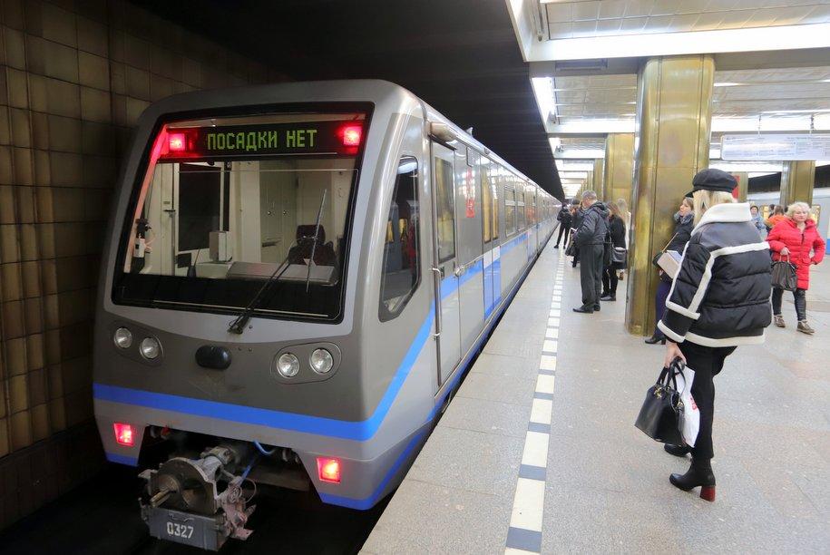 На серой ветке метро восстановлено движение поездов