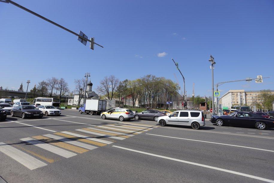 В ЗелАО запустят турбокольцевой перекресток