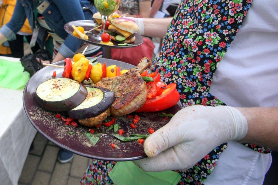 Кулинарные мастер-классы организуют в рамках фестиваля «Цветочный джем»