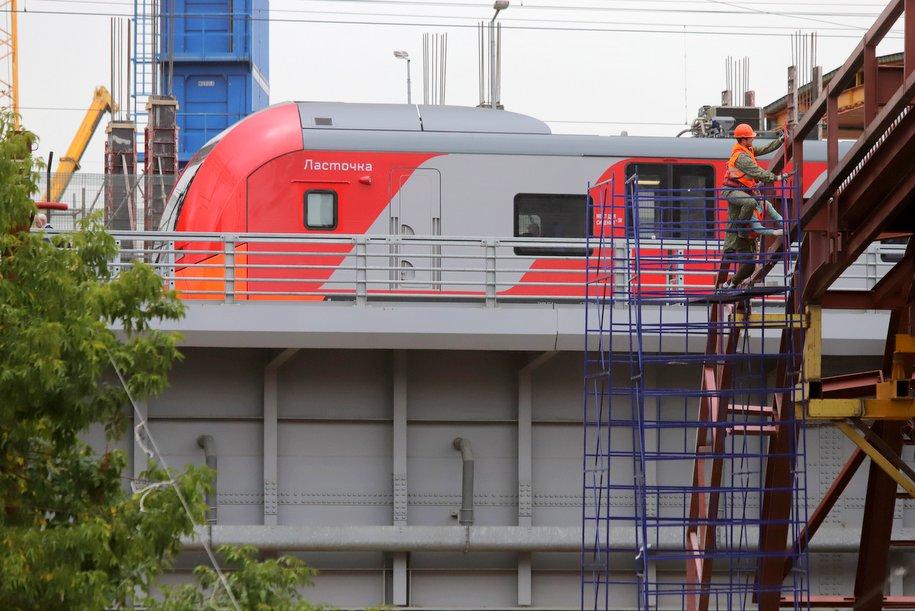 На БКЛ планируют организовать 32 пересадки на другие виды транспорта