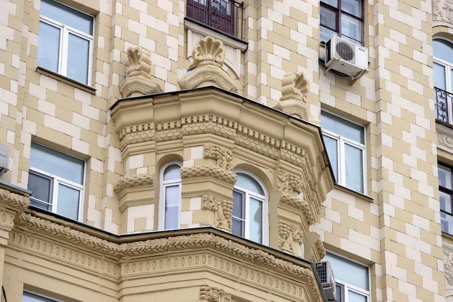 На фасады исторических зданий могут запретить устанавливать кондиционеры