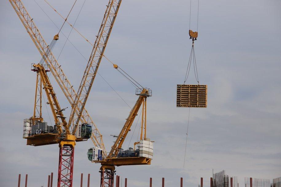 Большую часть недвижимости на западе столицы строят инвесторы