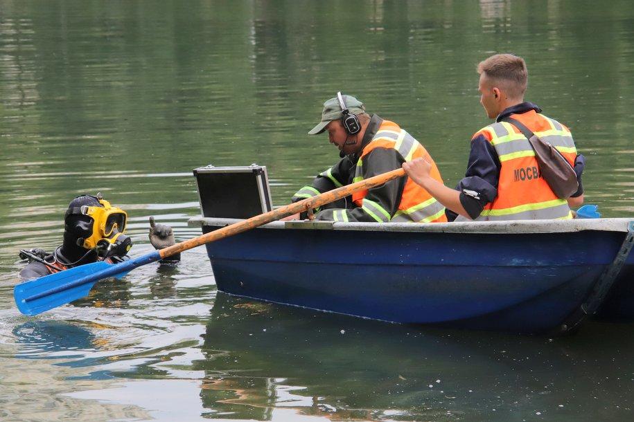На набережной в Капотне появится станция спасателей
