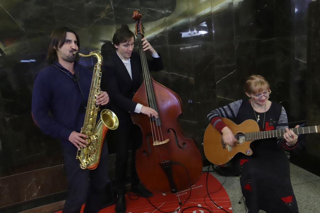 На выходных в саду «Эрмитаж» пройдет джазовый фестиваль