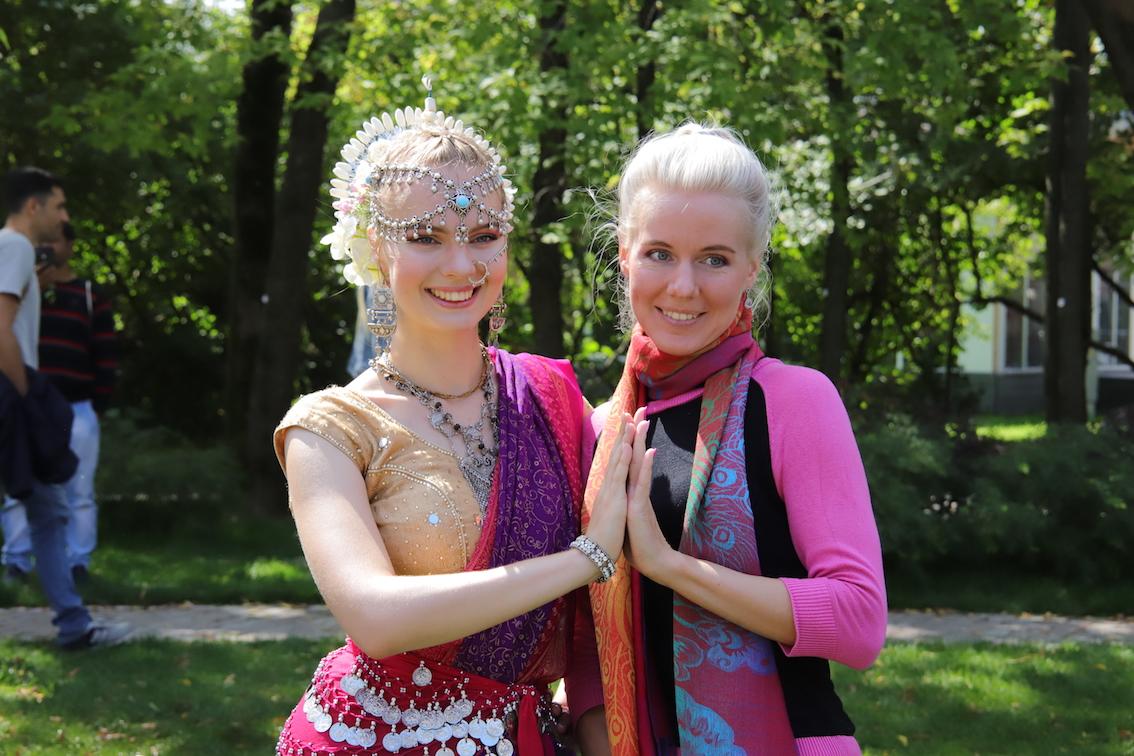 Фестиваль дружбы «День Индии» в парке «Сокольники» продлили до 13 августа