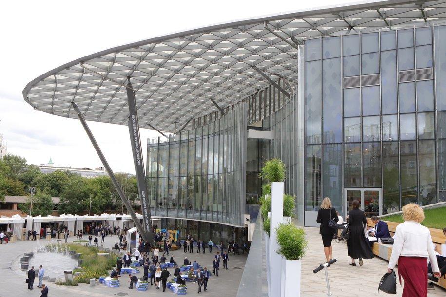 Зал «Зарядье» откроет второй концертный сезон 7 сентября